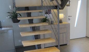 conception d'un escalier