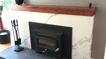 Deakin fire place
