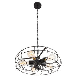 Industrial Chandeliers by unitary