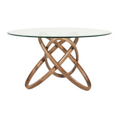 Exceptionnel 50 Most Popular Round Dining Room Tables For 2019 | Houzz