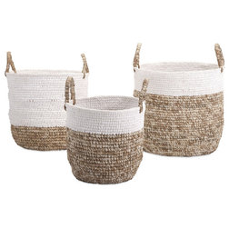 Tropical Baskets by IMAX Worldwide Home