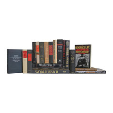 World War II Memorial Book Set pf 20