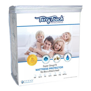 Terry Touch Mattress Protector, Full