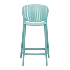 Bailey Side Chair Surfin Blue