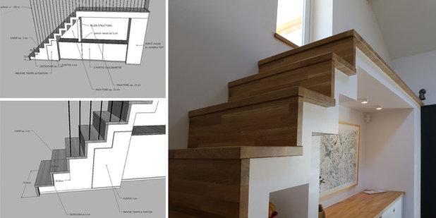 architecture une terrasse trop zienne am nag e dans un. Black Bedroom Furniture Sets. Home Design Ideas