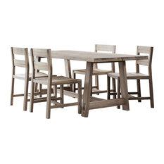 Kielder Oak Dining Table, 8-Seater