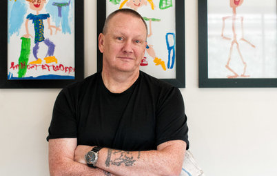 Creatives at Home: Executive Chef Ian Curley in His Home Kitchen
