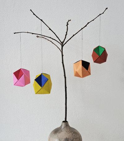 faltkunst f r zuhause origami f r m bel und r ume. Black Bedroom Furniture Sets. Home Design Ideas