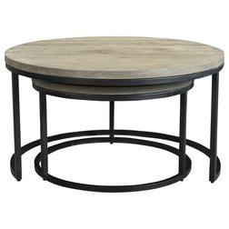 Industrial Coffee Table Sets by Moe's Home Collection