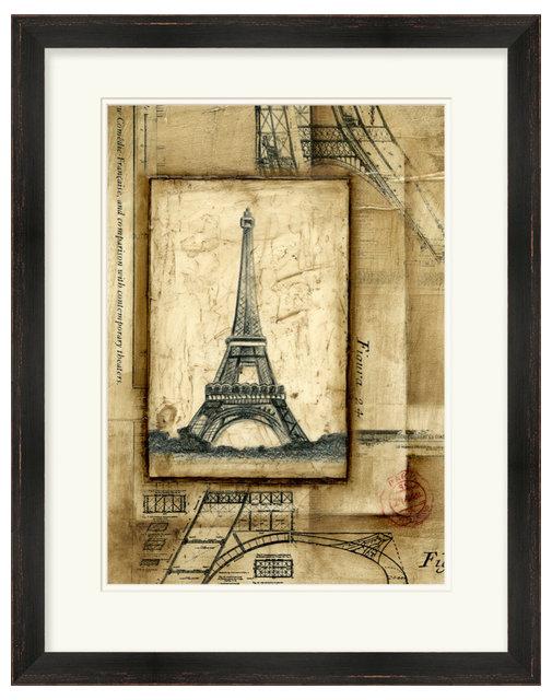 LJ4045-2633 Wall Art, Brown, Cream, Black - Contemporary - Prints ...