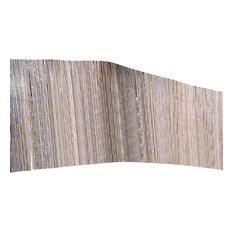 "Bamboo Slat Fence, 180""L x 72""H"