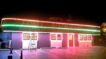 LED LIGHTING   FONIAS RESTRURANT