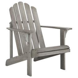 Farmhouse Adirondack Chairs by HedgeApple