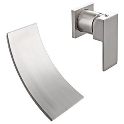 Contemporary Bathroom Sink Faucets by Fontana Showers