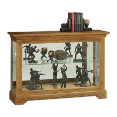 Howard Miller - Howard Miller Burrows Curio Cabinet - China Cabinets and Hutches