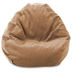Contemporary Bean Bag Chairs by Majestic Home Goods, Inc.