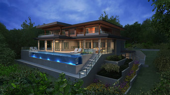 Blue Mountain Residence