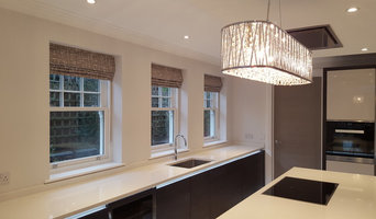 Roman Blind Installation London