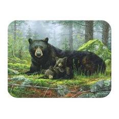 McGowan Tuftop Black Bears Cutting Board- Medium