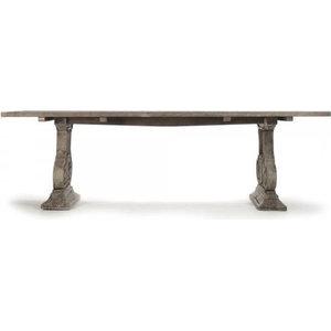 Dining Table TOBY Plywood Poplar Elm Pine