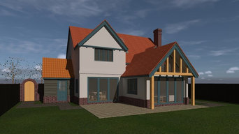 New house in Kirby le Soken