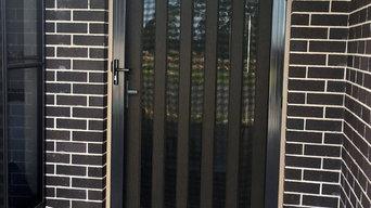 Crimsafe Ultimate Hinged Door