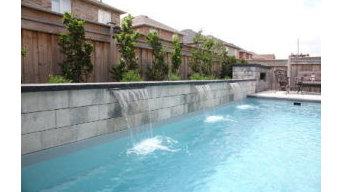 Aurora Fiberglass Pool Installation