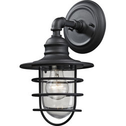Beach Style Outdoor Wall Lights And Sconces by Buildcom