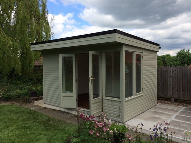 Contemporary  by Chelsea Summerhouses Ltd