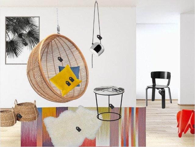 gewinnspiel: gestalten sie ihr traum-wohnzimmer mit sketch!, Wohnzimmer dekoo