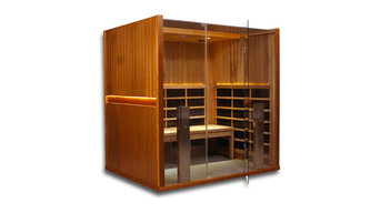Sanctuary Yoga Infrared Sauna 4 Person
