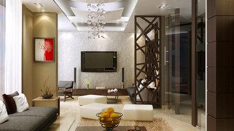 interior design of duplex