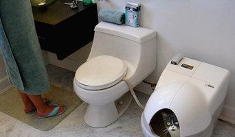 CatGenie Bathroom