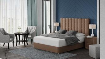 Кровать York Стиль Modern