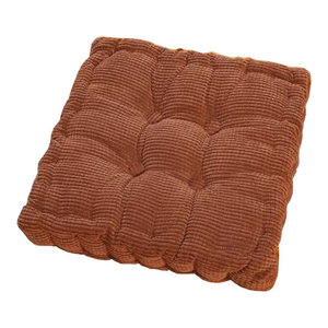 Non Slip 17 Quot X17 Quot Omega Tufted Universal Chair Cushion