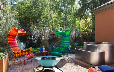 This Backyard Is Ready to Party