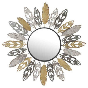 EMDE Feather Mirror