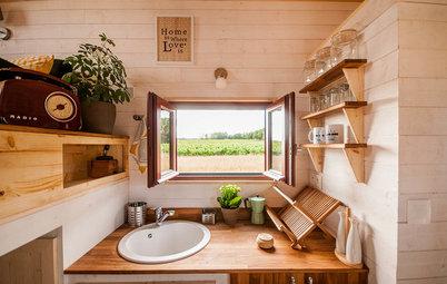 Architecture Odysse La Tiny House De Sabrina Et Alexandre