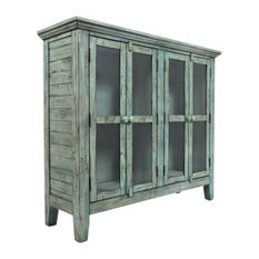"""Jofran - Rustic Shores Surfside 48"""" Accent Cabinet - Accent Chests and Cabinets"""