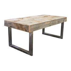 rustic coffee tables | houzz