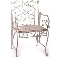 - Мебель прованс - Уличные обеденные стулья