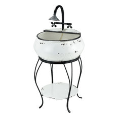 Freswick Other Outdoor Decor in Colonial White