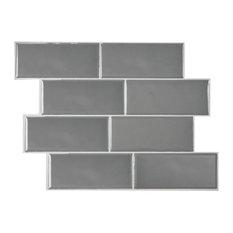 Smart Tiles Metro Grigio 6-Pack Base Tiles SM1064-6