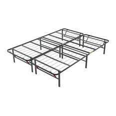 "Classic Brands Hercules Platform 14"" Heavy Duty Metal Bed Frame, Cal King"