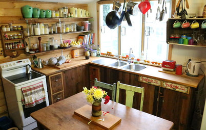 A Quirky Country Kitchen With a Story to Tell