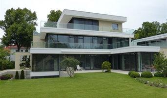 Neubau einer Villa mit Tiefgarage