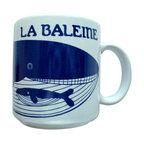 French Le Baleine (Whale) Mug