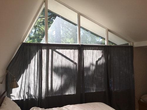 Unusual Window Coverings