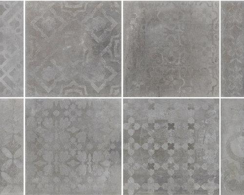 Atelier 300 Grigio Dec - Wall & Floor Tiles