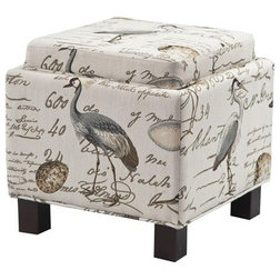 Contemporary Footstools And Ottomans by Olliix